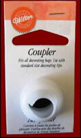 Standard Coupler For Cake Decorating Tips From Wilton 1987 -