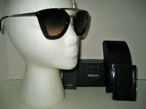 e82c961b0c04 Image is loading NEW-PRADA-Women-SPR09Q-Cinema-Havana-Brown-Acetate-
