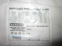 Disposable Single Patient Sling Sl-udh824 Box Of 10 (new)