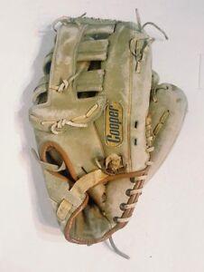 COOPER-Left-Handed-465-Deep-Scoop-Leather-Baseball-Glove-Mitt