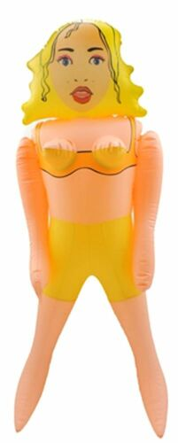 Ideal Inflatable Wife or Girlfriend Blow Up Doll Bachelor Party Novelty Gift