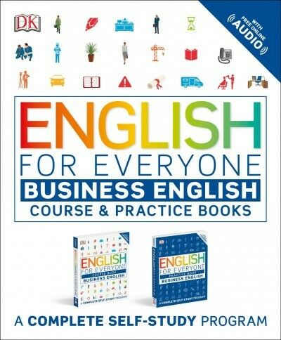 English for Everyone Slipcase Business English by DK 9781465479778
