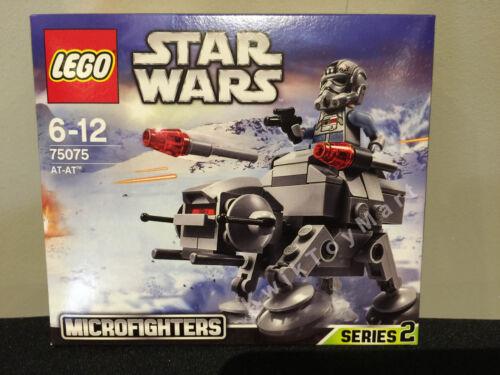 LEGO Star Wars Microfighters AT-AT #75075 Mini Figure AT-AT Driver series 2 RARE