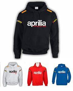 e72a87dc Hoodie Aprilia Racing Rsv4 # Be a Racer Factory Racing Cod108   eBay