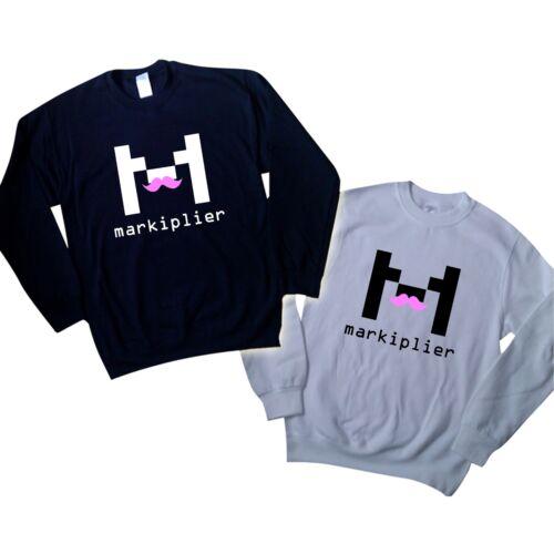 Markiplier Jumper Sweater Top Shirt youtube pewdiepie jacksepticeye virale