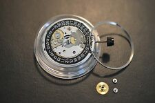 Genuine Sellita SW200 Movements (ETA 2824-2 Compatible) Black Date Elaboré Grade