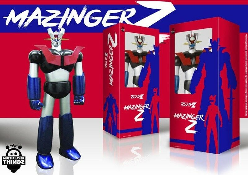 Mazinger Z figurine Vinyl 55 cm JUMBO Collector 24 cifra HL PRO Coloree 235640