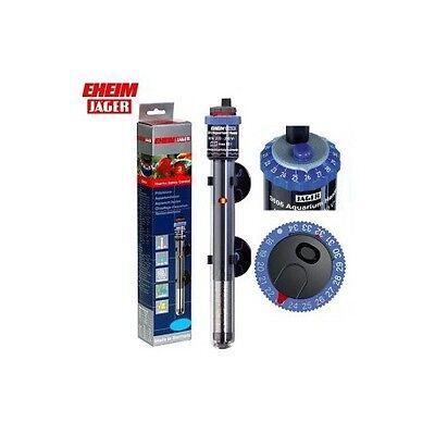 Ebo Jager 250 watt Aquarium Heater Eheim Saltwater /& Freshwater