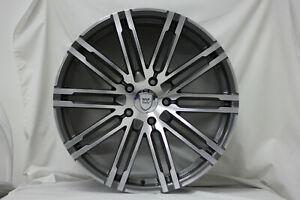 1x-21-inch-x-10-TOKYO-GTS-Wheel-PORSCHE-CAYENNE-OEM-COMPATIBLE-ITALY