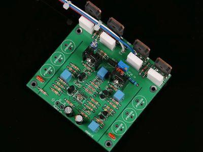 Assembled K1058/J162 mono amplifier board 150W base on Goldmun circuit