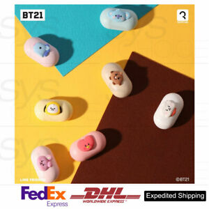 BTS-BT21-Official-Authentic-Goods-Wireless-Bluetooth-Earphone-Baby-Ver-By-Royche
