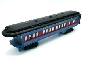 Lionel-The-Polar-Express-Observation-Car-O-O27-Scale-6-25102-READ-SCRIP