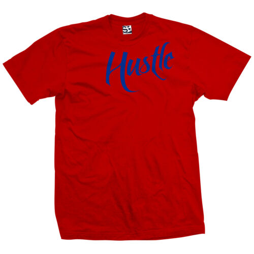 Hustle Over Flow T-Shirt All Sizes /& Colors Grind Out Work Hard Practice Tee