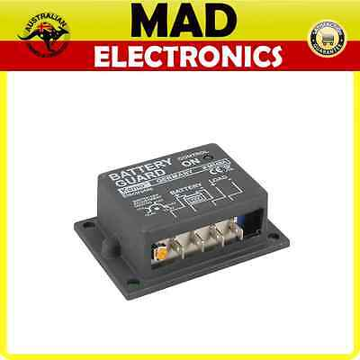 Battery Discharge Protector MAX-20 A 10.4V-13.3V DC-Dual Battery in Boat,4WD,RV