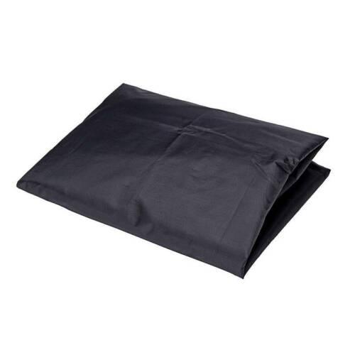 Waterproof Fire Pit Cover Heavy Duty Round UV Resistant Patio Outdoor Garden UK