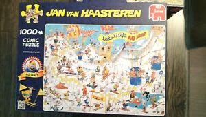 Jumbo Puzzle 1000 Teile - Jan v Haasteren - Intertoys 40 Jaar - seltene Ausgabe - Everswinkel, Deutschland - Jumbo Puzzle 1000 Teile - Jan v Haasteren - Intertoys 40 Jaar - seltene Ausgabe - Everswinkel, Deutschland