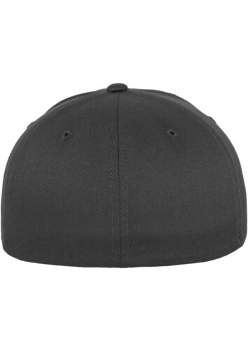 Casquette flexfit XXL limitée * noir, brun, or, bleu marine, gris foncé, /& White