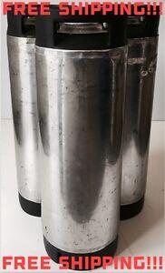 Ball-Lock-Keg-Corny-Keg-Tank-5-Gallon-Homebrew-Beer-Kombucha-Coffee-B-Grade