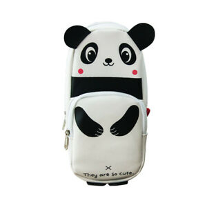 Panda-Shape-Pencil-Case-Large-Capacity-Kids-Students-Cute-Pen-Holder-Bag