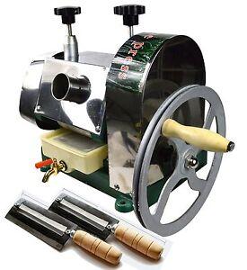 Sugar Cane Press Juicer Juice Machine Press Manual Commercial Juicer eBay