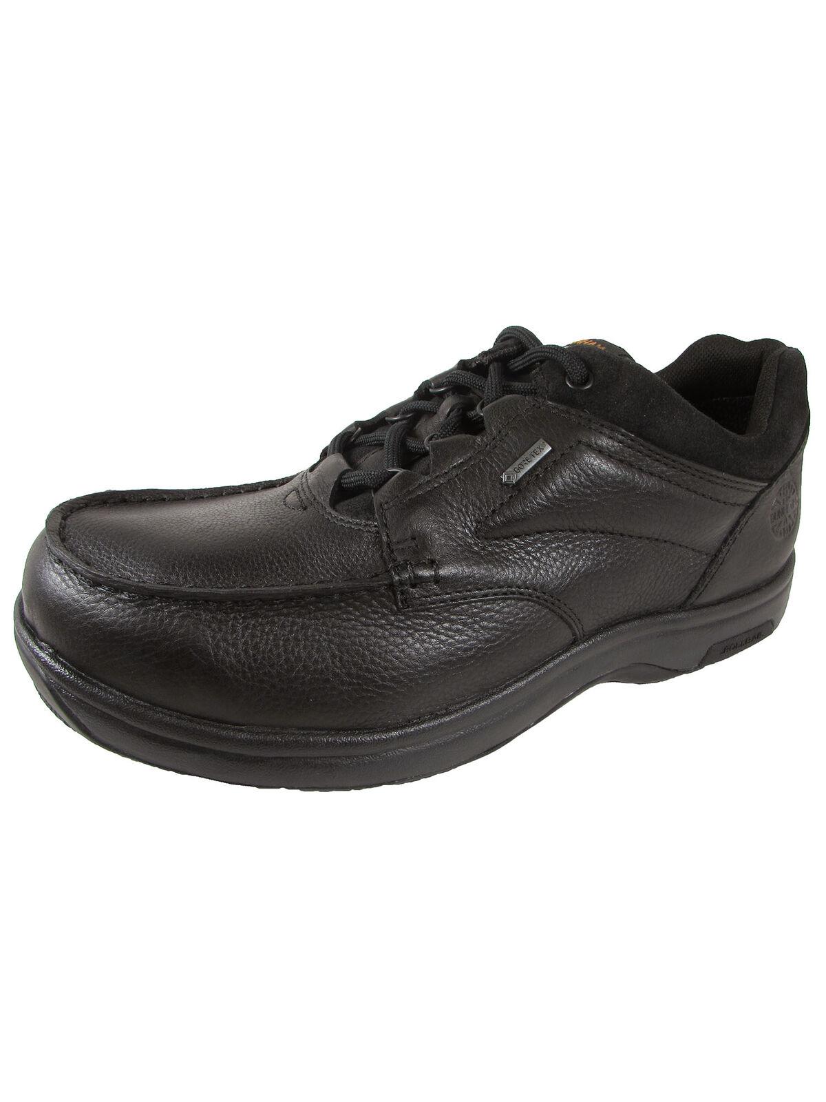 Dunham Hombre Exeter bajo Impermeable Zapatos con Cordones