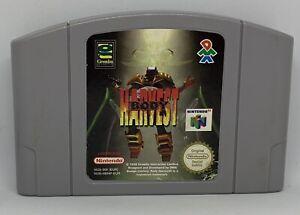 Nintendo 64 cuerpo cosecha, MBC-PAL-Probado-N64-Free P + P 1st Clase
