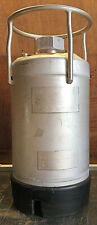 Tank Vacuum Or Pressure Portable 304 Stainless Steel Excellent Condition