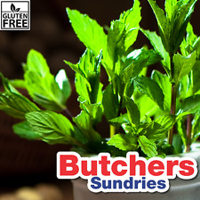 Butchers Sundries Gluten Free Garden Mint Glaze 250G / Marinade / Meat Rub / BBQ