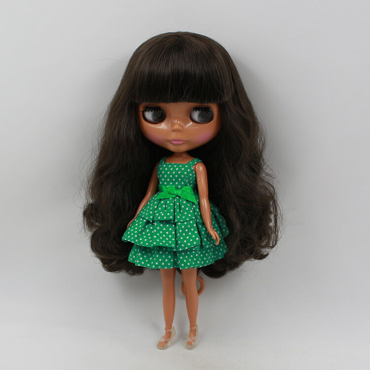NUOVO Hot vendita 1 6 NEO Tan Blythe Doll Nude dalla fabbrica