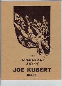 Joe-Kubert-Golden-Age-Art-Book-Rare-Fanzine-1979