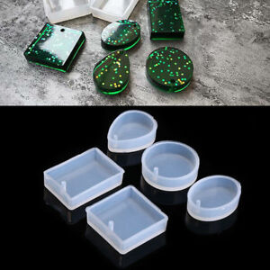 5-Pcs-DIY-Jewelry-Making-Mold-Silicone-Mould-for-Resin-Pendant-Necklace-Earrings