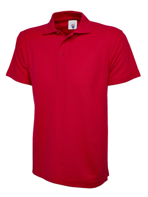 33c9d223 5 X Uneek Childrens Polo Shirt Kids School Top PE Unisex Boys Girls (uc103)  9 - 10 Years Red. About this product. Picture 1 of 2; Picture 2 of 2.  Picture 2 ...
