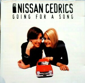 The Nissan Cedrics - Going For A Song  - CD, VG