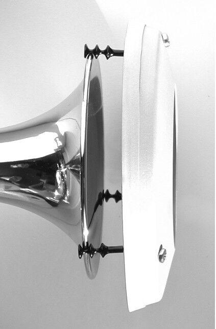 Brass Innovations Jericho Sound-Assist 2 - aus Edelstahl für Trompete