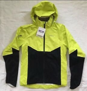 Chartreuse Patagonia Slim Men's Waterproof Jacket Storm New Xl Racer 1qwYwT