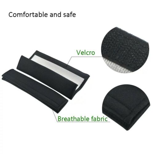 2X Seat Belt Pads Gifts Present Lada Vesta Race Tuning Motorsport Station Wagon