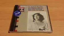 CLAUDIA MUZIO - OPERA ARIAS AND SONGS - CD SIGILLATO (SEALED)
