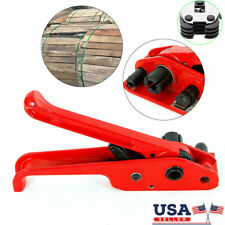 """3//8/"""" 3//4/"""" Tensioner /& Cutter F// Polyproplyn /& Polyester /& Cord Strapping"""