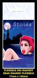 ROLLING-STONES-HAMBURG-NO-FILTER-TOUR-FLEXIBLE-BIG-MAGNET-IMAN-GRANDE-0193