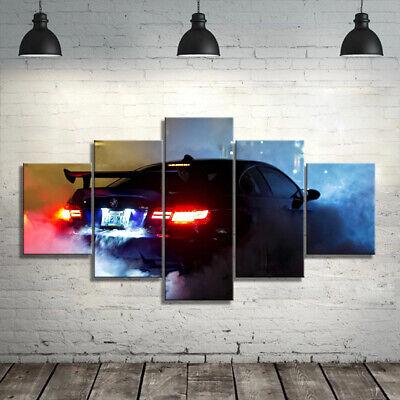 16x20 Sports Car Wall Decor Mitsubishi Eclipse Custom Street Racer Art Print Poster