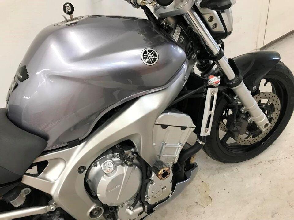 Yamaha, FZ6N FAZER, ccm 600