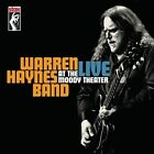 Live at the Moody Theater [Digipak] by Warren Haynes Band/Warren Haynes (CD, Apr-2012, 3 Discs, Concord)