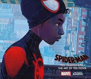 Spider-Man-Into-the-Spider-Verse-the-Art-of-the-Movie-Hardcover-by-Zahed