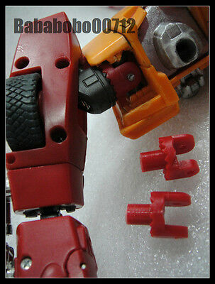 New knee//ankle//chest//shoulder repair parts Apply for MP-09 Rodimus Prime