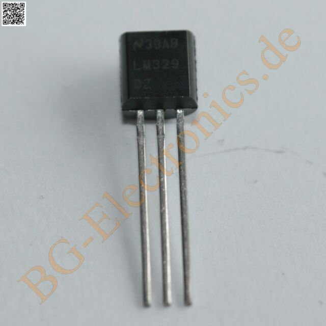 5 x LM329DZ Precision Multi-Current Temperature-Compensated 6.9 NS TO-92 5pcs