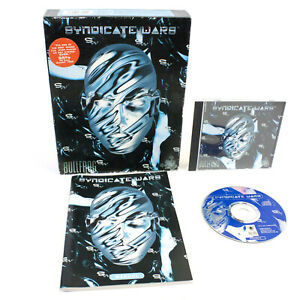 Syndicate-Wars-for-PC-by-Bullfrog-Productions-1996-Cyberpunk-Dark-Sci-Fi