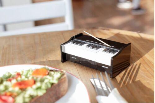 Zahnstocher Aufbewahrung Piano Optik Zahnstocherspender Zahnstocherbehälter