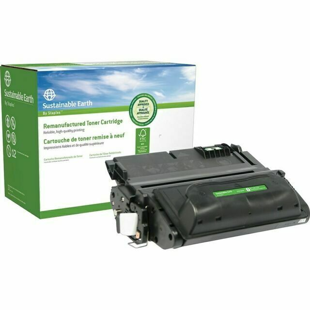 SEB38AR HP Q1338A Blk Toner Cartridge Sustainable Earth Compatible Brand NEW