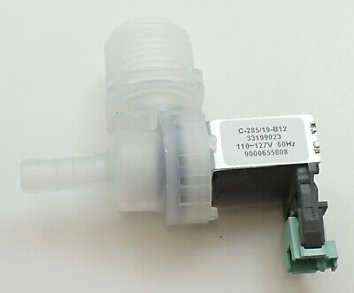 00628334 Supco Water Valve for Bosch Dishwasher WV8334 AP5691117