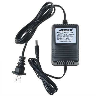 "12V 1000mA AC//AC Adapter For MAXIM MA481210 Fits 32/"" Fiber Optic Christmas Tree"